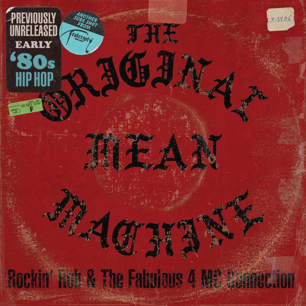 """Image of The Original Mean Machine - 10"""" Vinyl"""