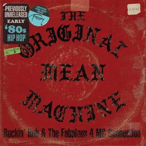 "Image of The Original Mean Machine - 10"" Vinyl"
