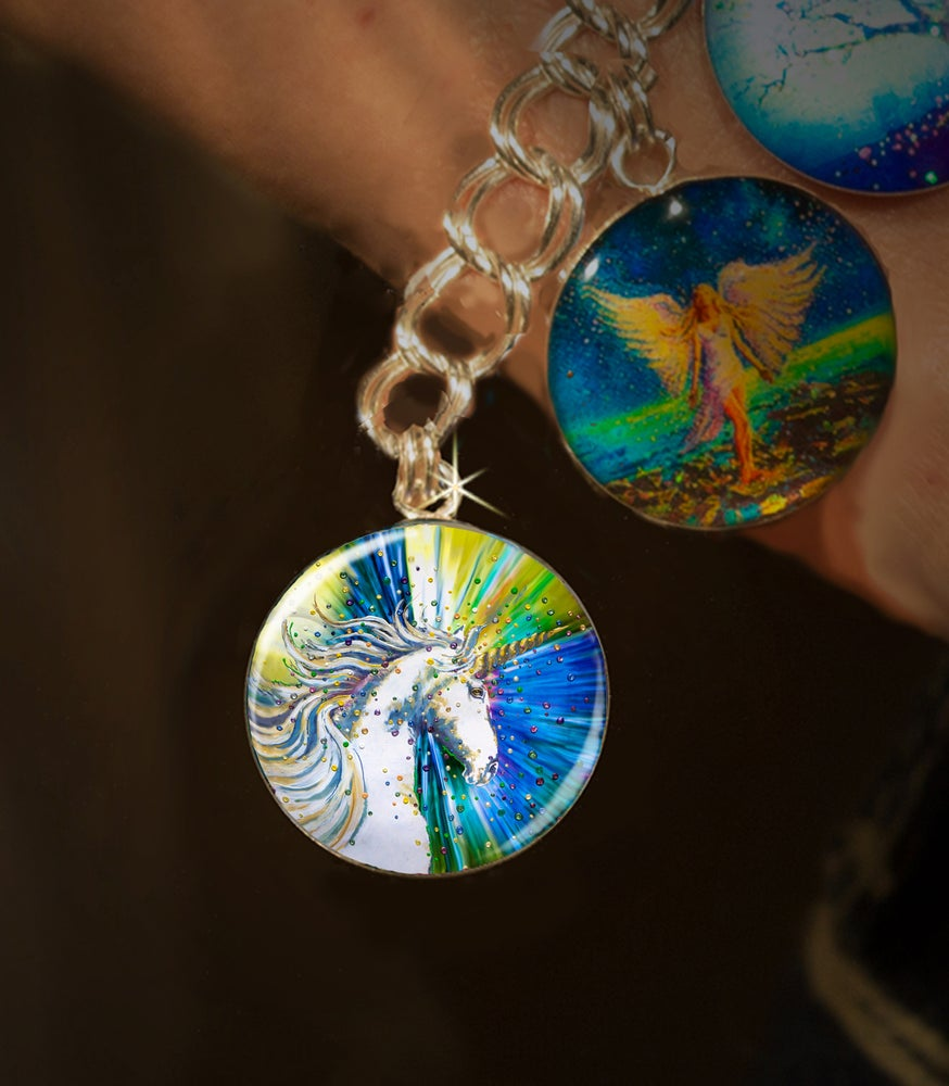 Image of Unicorn Magic Energy Charm