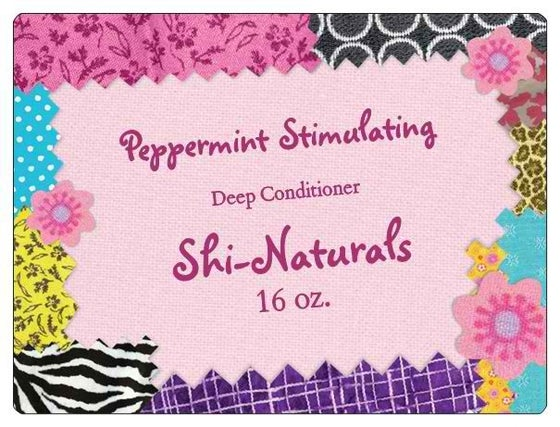 Image of Peppermint Stimulating Deep Conditioner