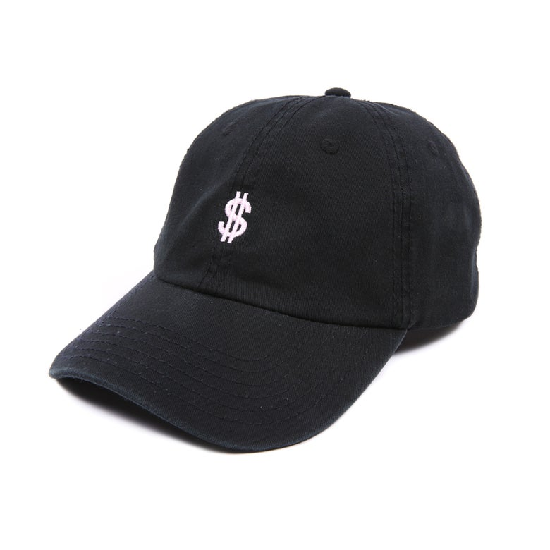 Image of  Money Low Profile Sports Cap - Pink