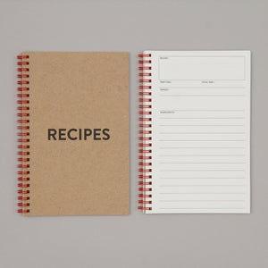 Image of Recipes Journal