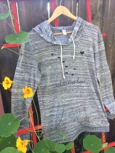 Image of Alaska Love Lightweight Pullover Hoodie