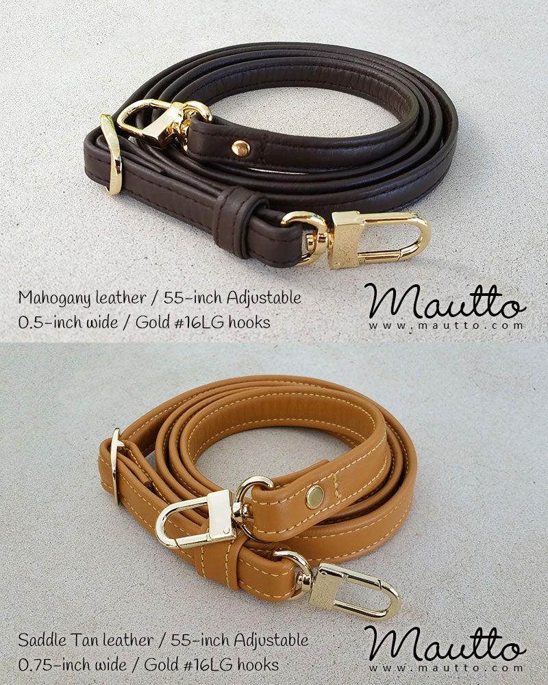 Image of Custom Replacement Straps & Handles for Louis Vuitton (LV) Handbags/Purses/Bags