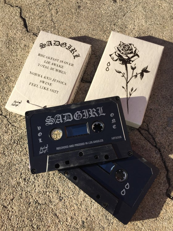 Image of SADGIRL VOL. ONE CASSETTE EP (2ND EDITION)