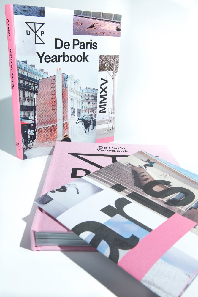 Image of De Paris Yearbook 2015