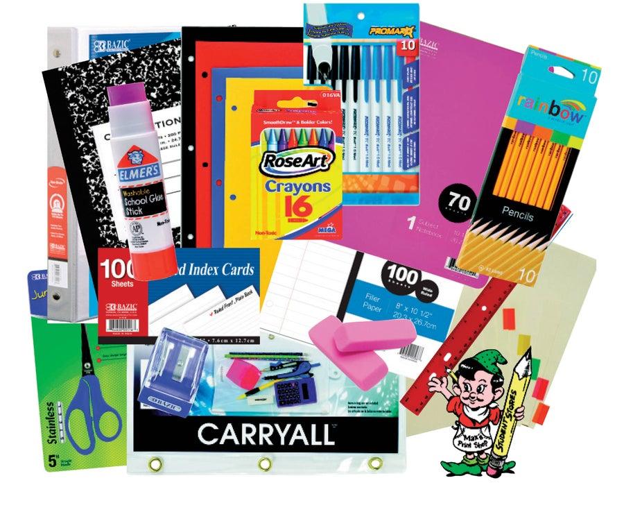 Image of United Way Complete School Kit