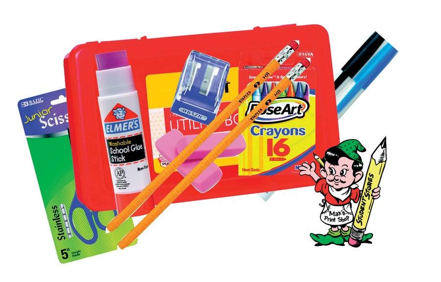 Image of United Way Basic School Kit