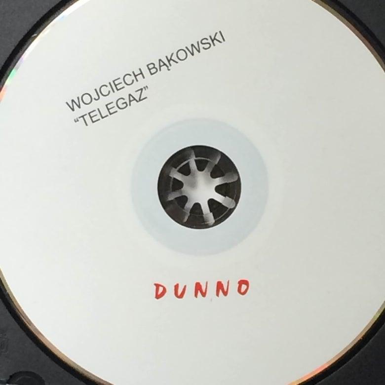 Image of WOJCIECH BĄKOWSKI - TELEGAZ CD