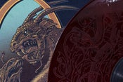 "Image of ORTEGA -the serpent stirs 12"""