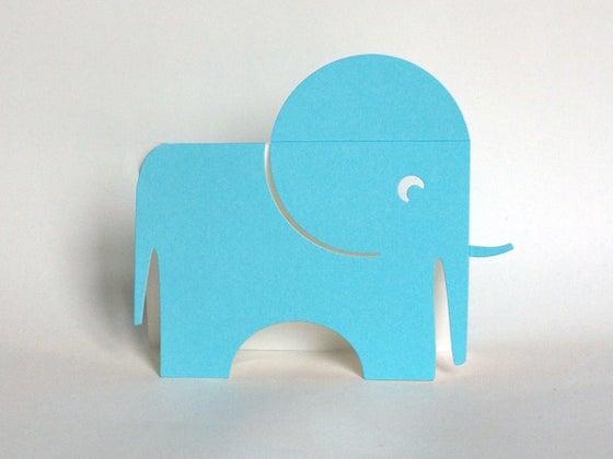 Image of 2 x The Blue Elephant