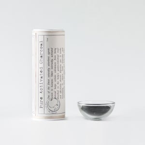 Image of Pure Activated Charcoal