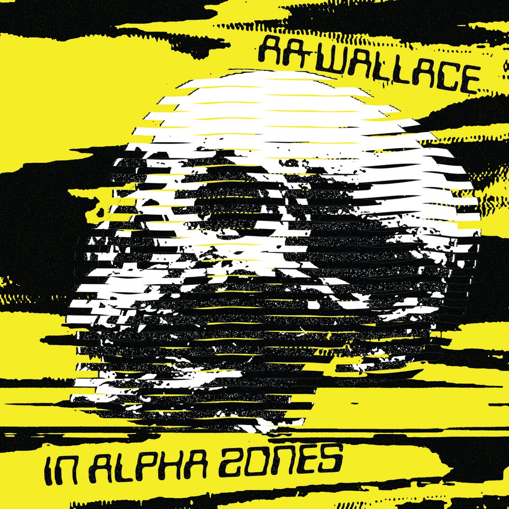 Image of AA Wallace - In Alpha Zones (CD)