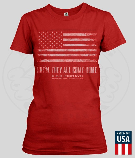 Image of RED Friday Women's T-Shirt