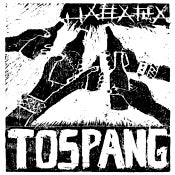 "Image of JABARA  - "" Tospang""  7""ep"