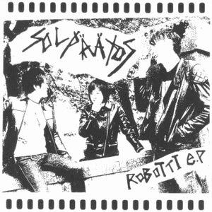 "Image of SOLPAATOS - robotti 7"" EP"