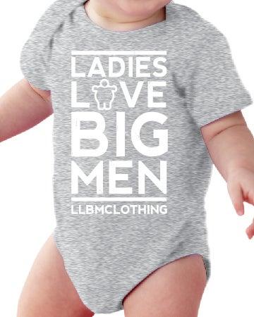 Image of LADIES LOVE BIG MEN ONESIE