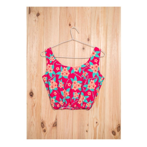 "Image of Seleccion n.1 ""CropTop Hula Girl"""