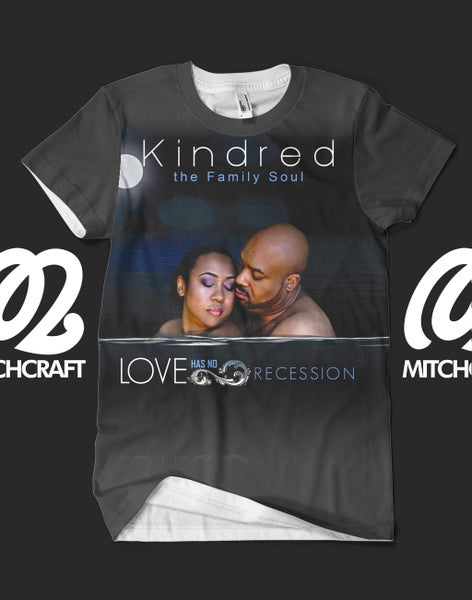 Image of Love Has No Recession (2011) - Tshirt
