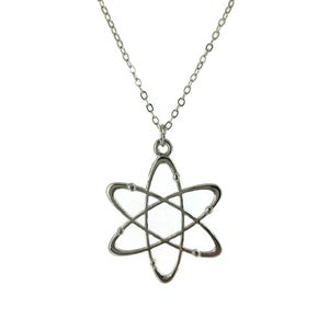 Image of Atom Molecule Necklace - Options Available