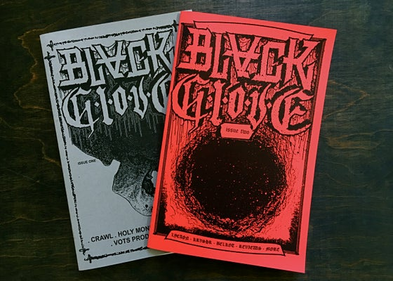 Image of BLACK GLOVE issue 1&2 combo