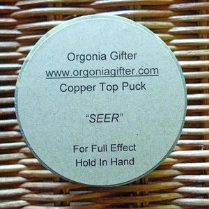 """Image of Copper Top Puck - """"Seer"""""""