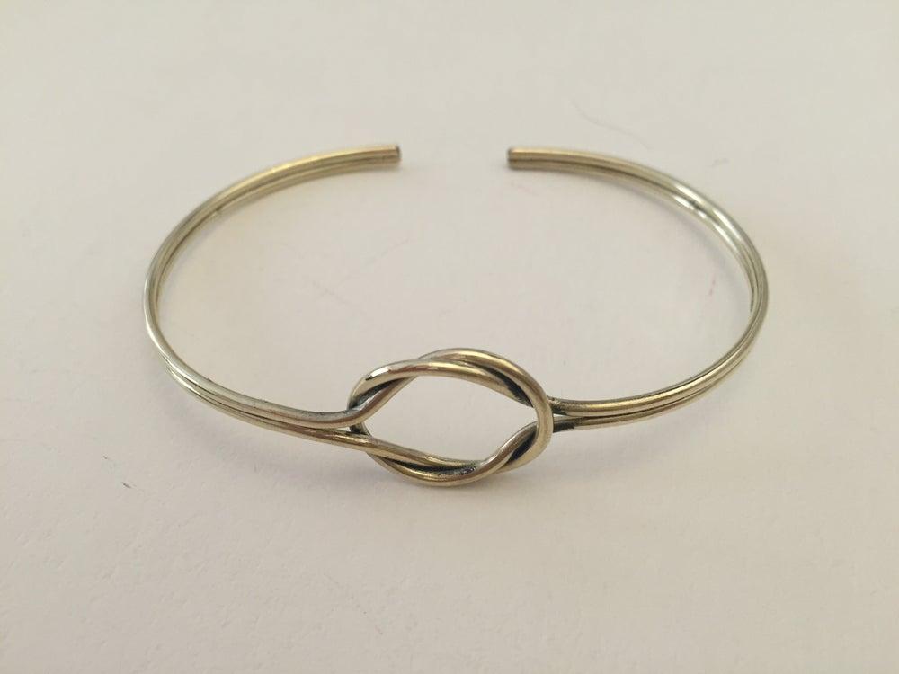 Image of Knot bracelet
