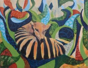 Image of Thylacine #4