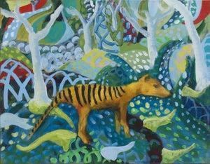 Image of Thylacine #3