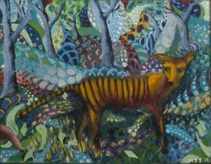 Image of Thylacine #6