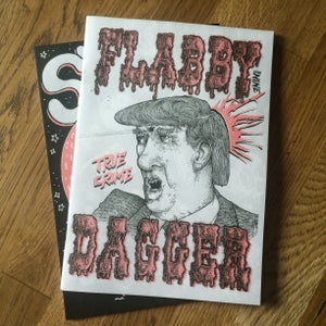 Image of FLABBY DAGGER 9 TRUE CRIME