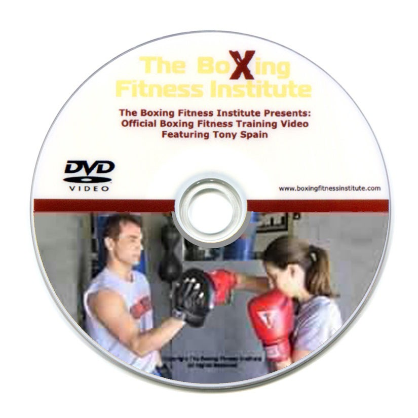 Image of Instructional Boxing Fitness DVD