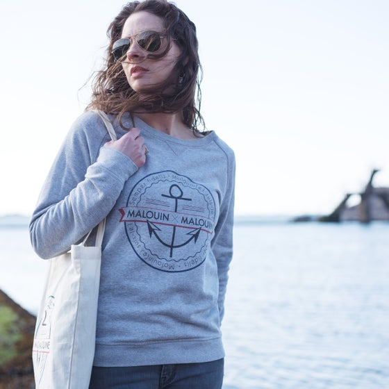 Image of SWEAT-SHIRT CLASSIC // Femme
