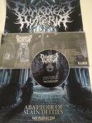 Image of 'Abattoir of Slain Deities' CD