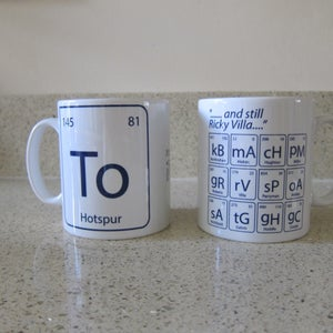 Image of New - Tottenham Hotspur Mug
