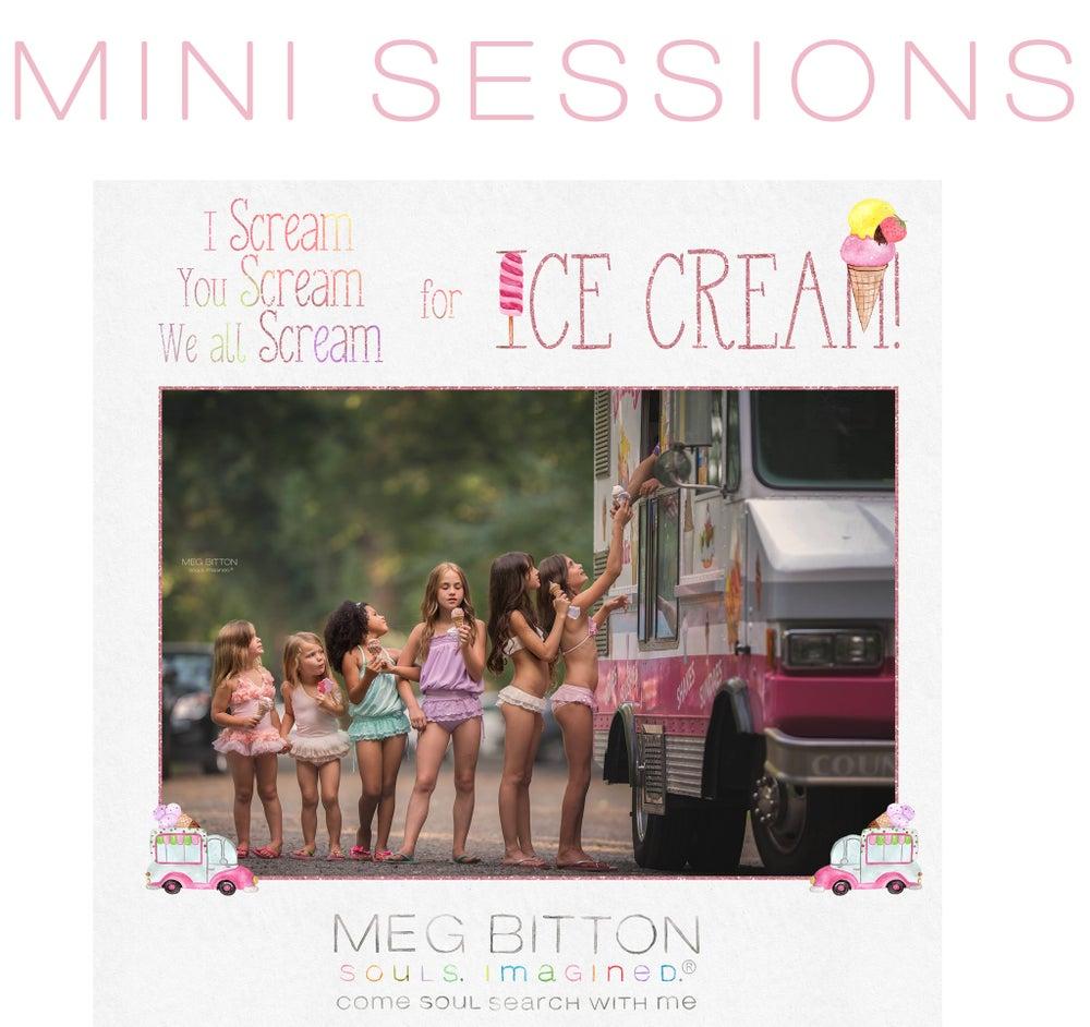 Image of Ice Cream Mini Sessions