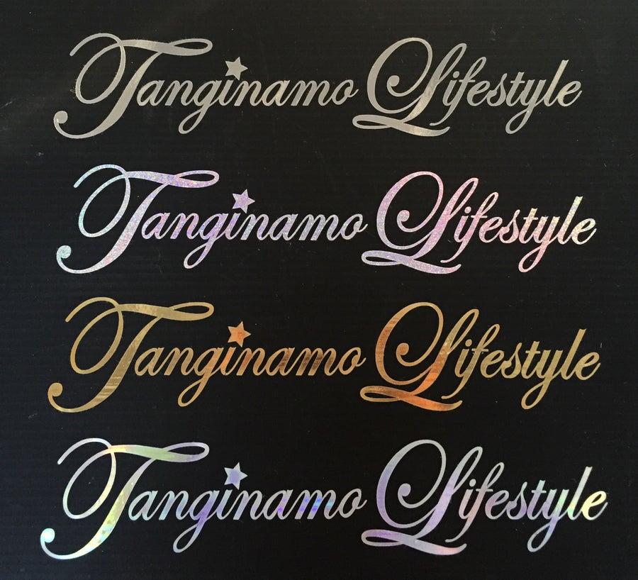 Image of Tanginmo Lifestyle sticker