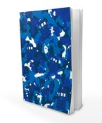 Image of Tardis Camo A5 Notebook