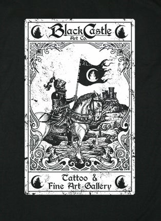 Image of Black Castle Art Co. Tee