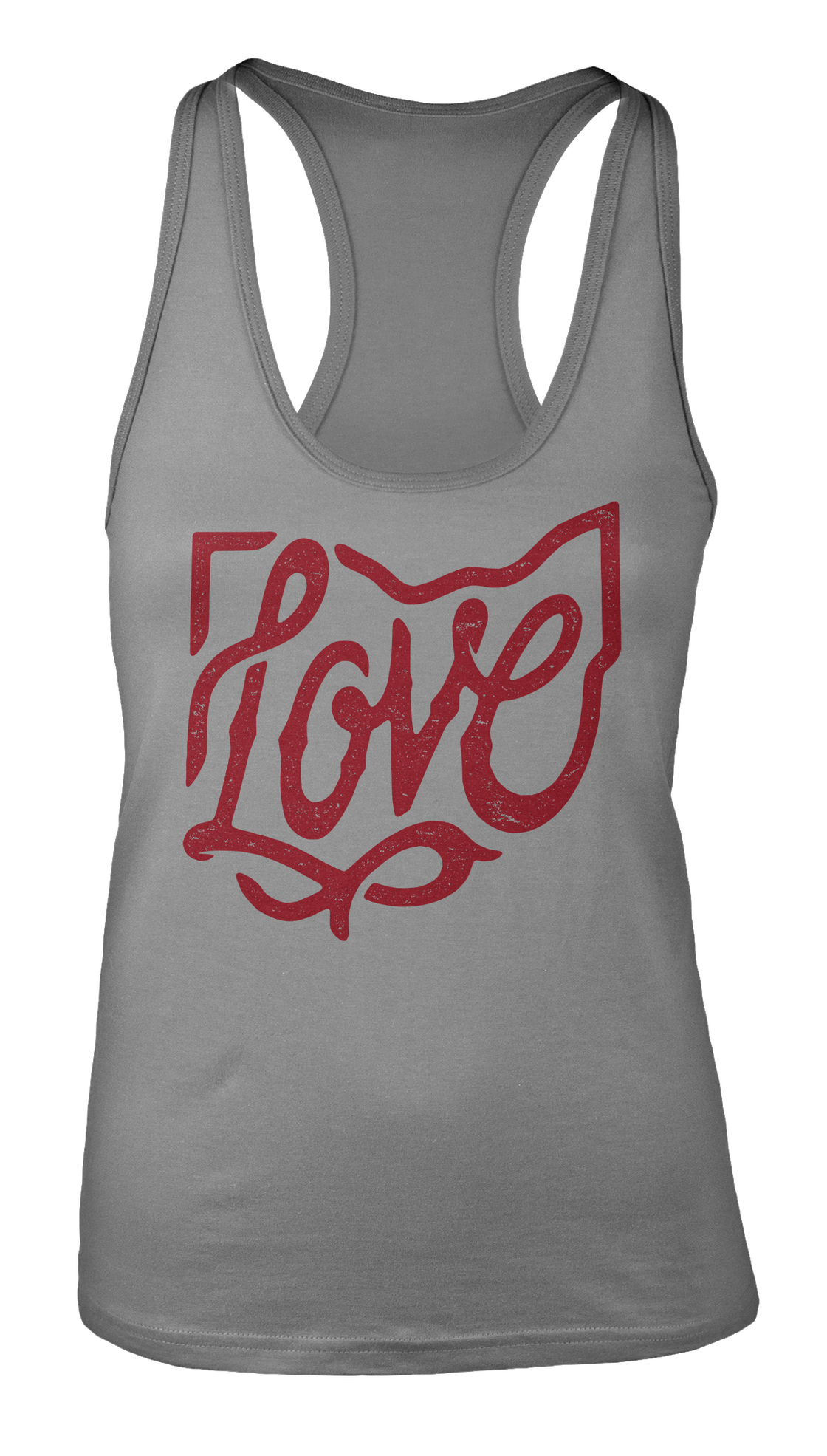 Image of Ohio Love Girls Tank Top