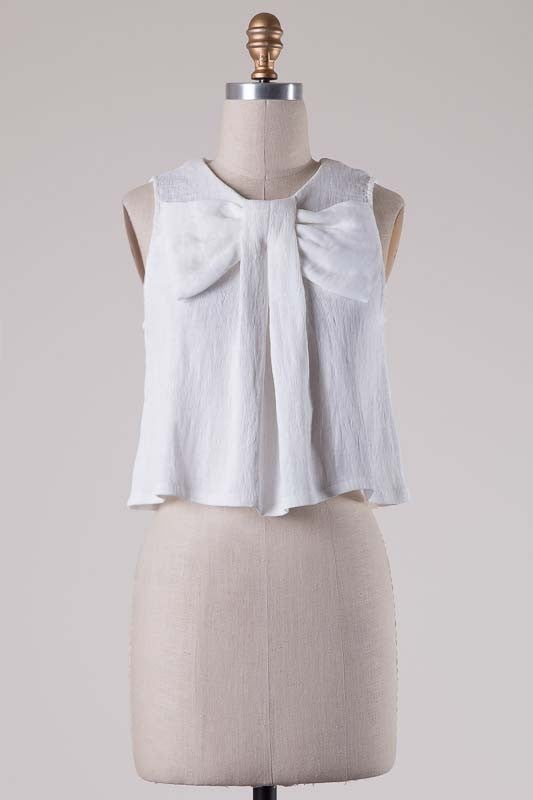 Image of Lush Bow Top
