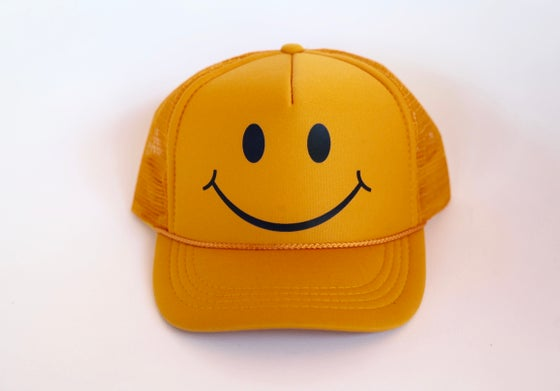 Image of ALL SMILES HAT
