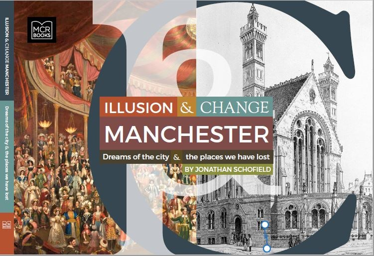 Image of Illusion & Change Manchester