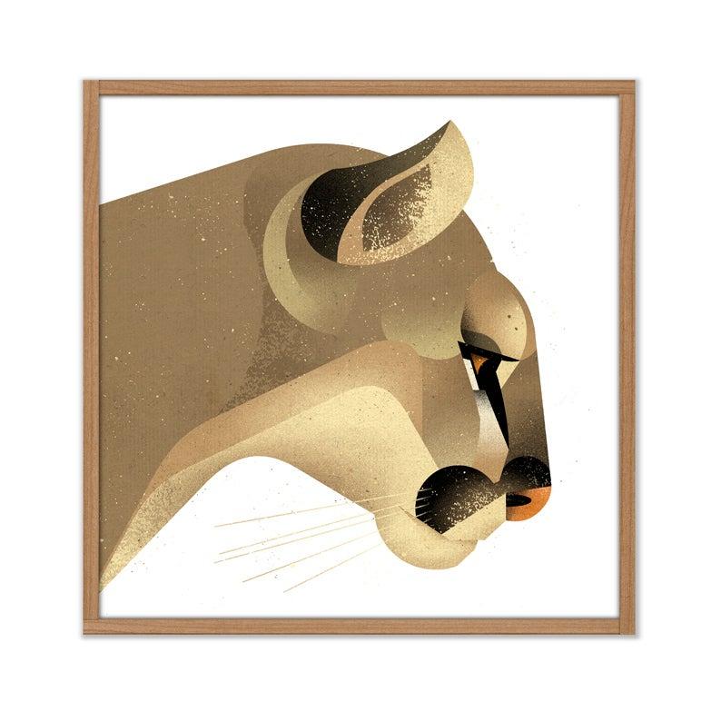 Image of Puma Portrait