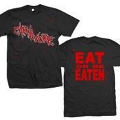"Image of CARNIVORE ""Eat Or Be Eaten"" T-Shirt"