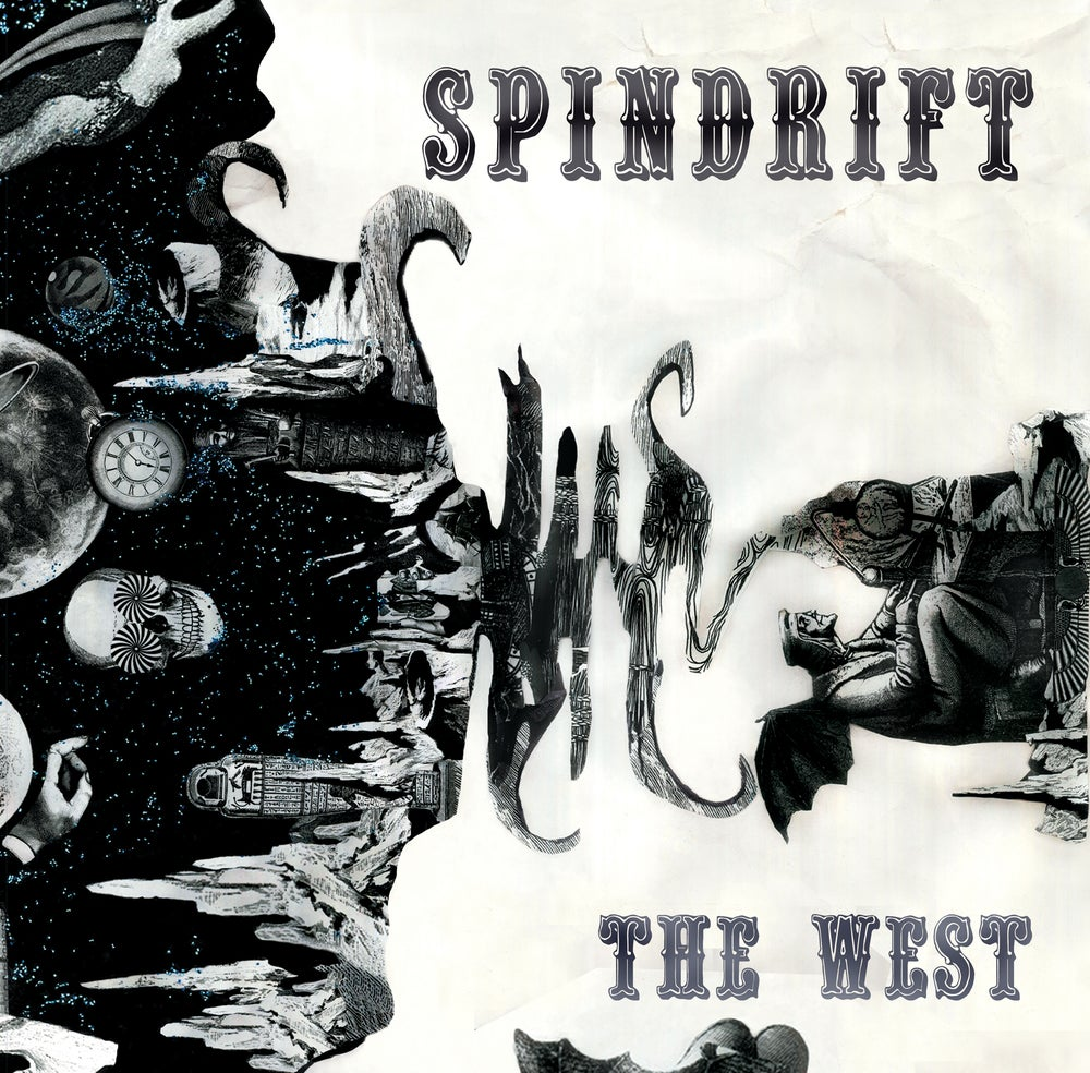 """Image of Spindrift - """"The West"""" CD"""