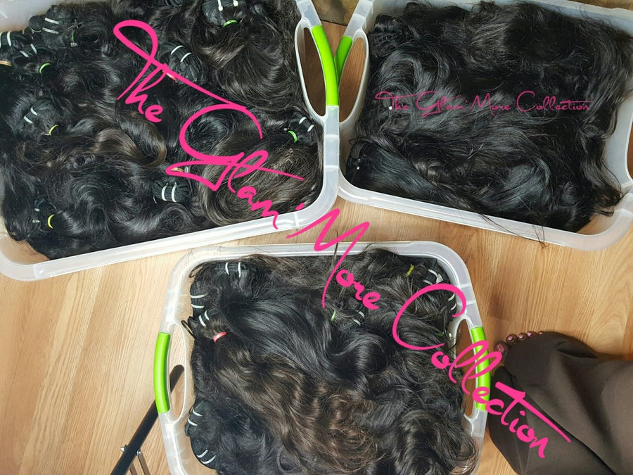 Image of Raw Indian & Cambodian Hair