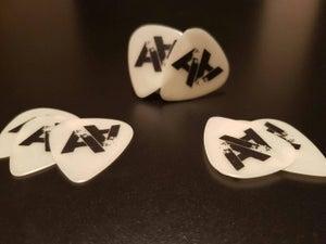 Image of DoubleA Guitar Plectrums!