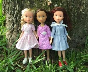 Image of Prudent Bloom Dolls