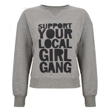 Image of Support Your Local Girl Gang Sweater